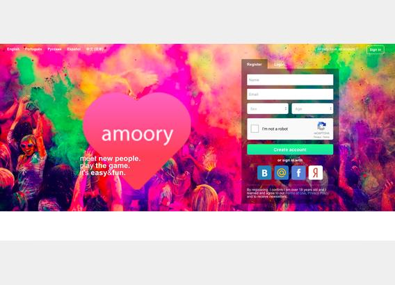 Amoory Review