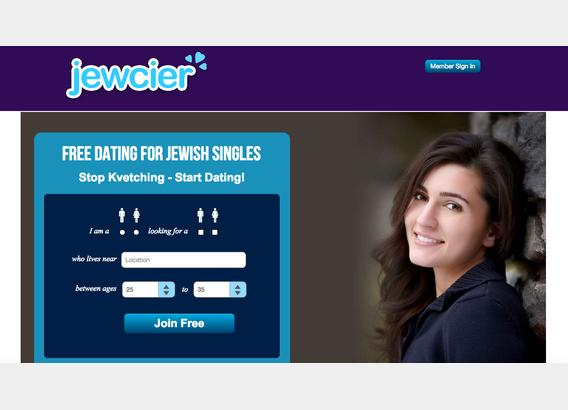 Jewcier dating site