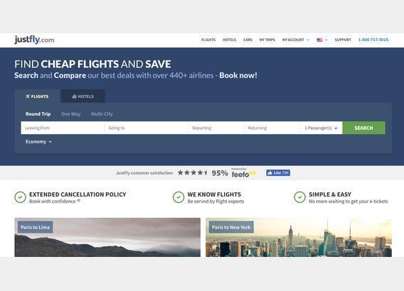 reportscam justfly com has 4 complaint s
