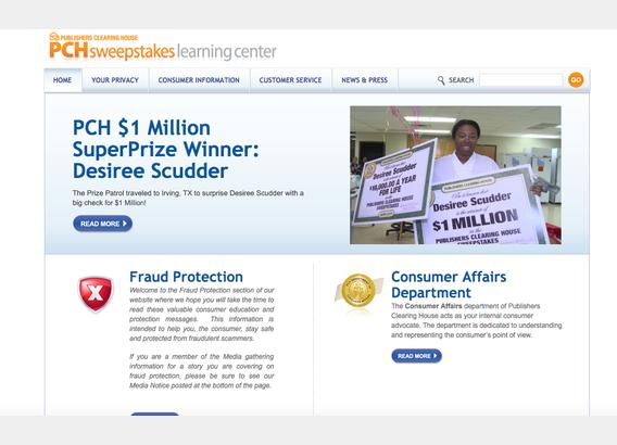 Publishers Clearing House >> 3 Complaints and Reviews | #ReportScam