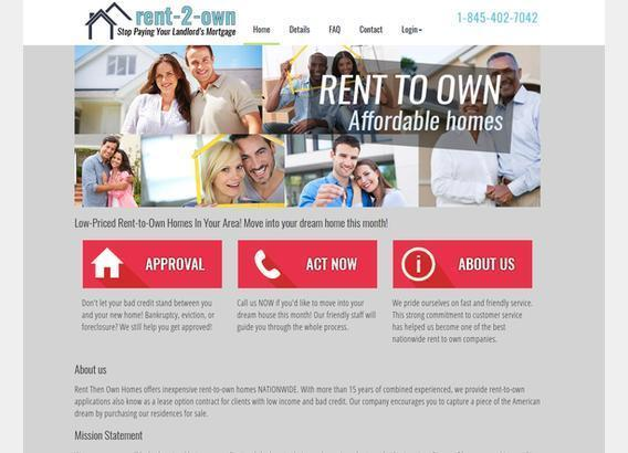 Rent-2-own house >> 4 Complaints and Reviews | #ReportScam
