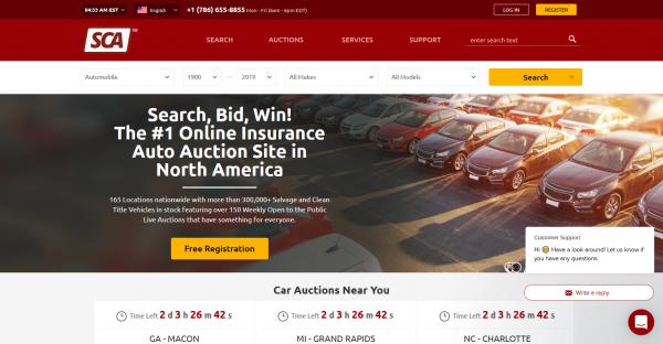 Sca Auction 1 Complaints And Reviews Reportscam